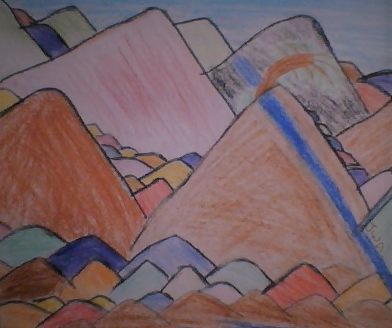Art for Fun: Mountains